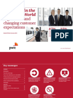 Payments in the Wild PwC Fintech Survey