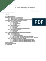 Cap10 El Sistema Financiero Español