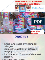 Champion Safechem industry
