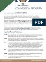 ugm commission plan