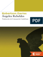 Angeles Rebeldes - Robertson Davies