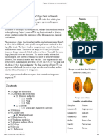 Papaya - Wikipedia, The Free Encyclopedia