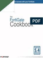Fortigate Cookbook 5.4