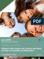 IPSOS UNICEF ChildWellBeingreport