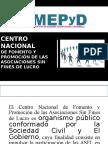 Presentación Proceso de Solicitud de Fondos Públicos para ASFL
