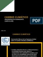 07 Cambio Climatico