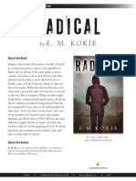 Radical by E.M. Kokie Discussion Guide