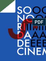 Catalogo da Mostra Sonoridade Cinema 2015
