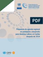 Demografia america latina