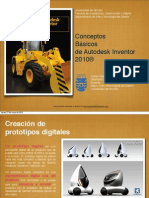 Presentación Autodesk Inventor
