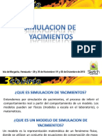 Dra. Maika Gambus - Simulacion de Yacimientos