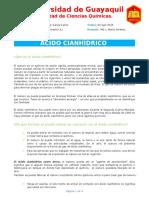 Acido Cianhidrico Karen Alcivar