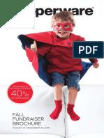 Fall 2016 Fundraiser Brochure CA