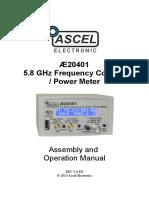 Ae20401 Manual Rev 3.0 En