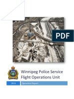 Winnipeg police helicopter cost $1.8 million to fly in 2015