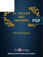 El Taller Del Orfebre - Karol Wojtila 2