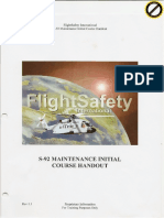 s92 Maintenance Initial Course Handout