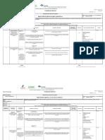 Planeacion Academica  Matematicas 3