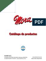 Conservas Mora Catalogo2013