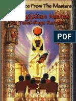 The Egiptian Attributes Book