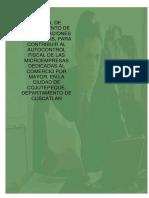 Manual de Cumplimiento de Las Obligaciones Tributarias