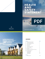 Hobsonville Point Health Safety Statement - 2015-11
