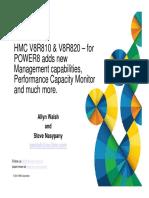 HMC V8R810 & V8R820 – forPOWER8addsnewManagement capabilities.pdf