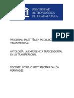 Antología,  La experiencia trascendental.pdf