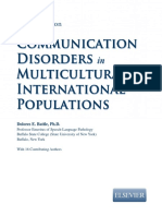 Communication Disorders in Mul - Dolores E. Battle_1046