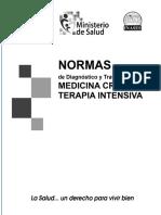 Diagnostico Tratamiento Medicina Critica