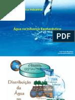 Física Industrial - água