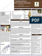 literature review poster- gad   relaxation therapy  2