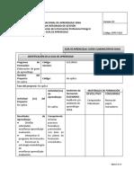 Guía de Aprendizaje - Documentos de Google
