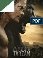Descargar The Legend of Tarzan La Leyenda de Tarzán) (2016) [MEGA] Latino