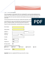 Oo PDF Form Example