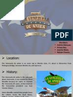 Venezuela de Antier