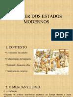História - Mercantilismo, Absolutismo Português