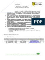 Programa Logistica 2016-20