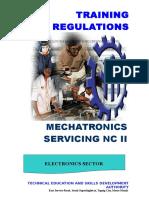 TR Mechatronics Servicing NC II