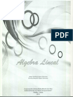 Sistemas de Ecuaciones - ALGEBRA LINEAL