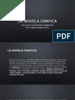 La Novela Gráfica