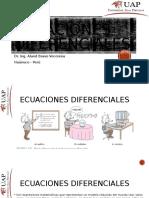 Ecuaciones Diferenciales_Clase1
