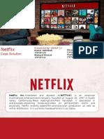 ACS Group 10 Netflix
