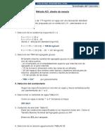 Informe Método ACI Diseño de Mescla