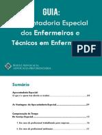 Guia+da+Aposentadoria+Especial+dos+Enfermeiros+e+Técnicos+em+Enfermagem