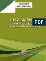 Reglamentos Reglamento Escolar Universidad Colima