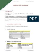 TES Introduction à La Sociologie