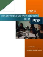 Diagnóstico de Jóvenes Líderes en Huamanga