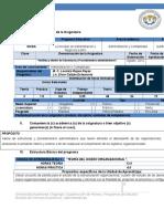 Programa de  Análisis y Diseño de Estructuras y Procedimientos Administrativos Sintetico 2016