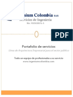 Portafolio de Servicios Linea de AE